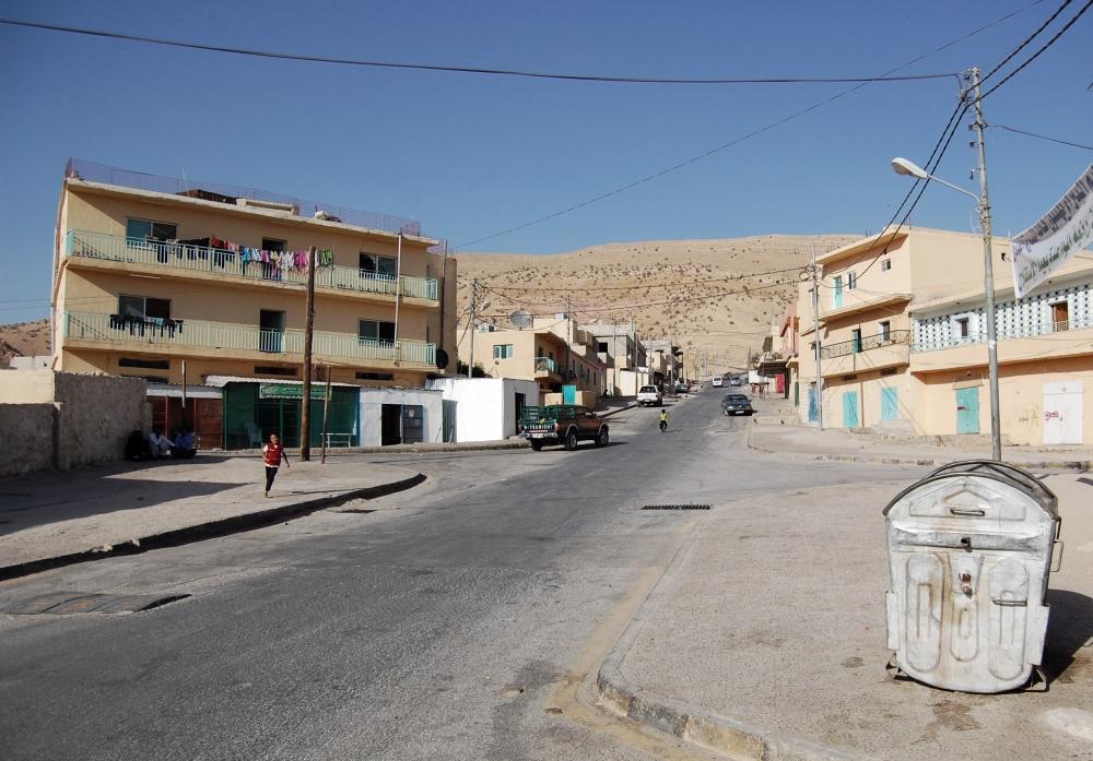 Bedouin Town in Jordan