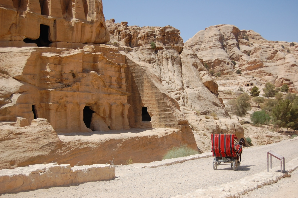 Path to Petra