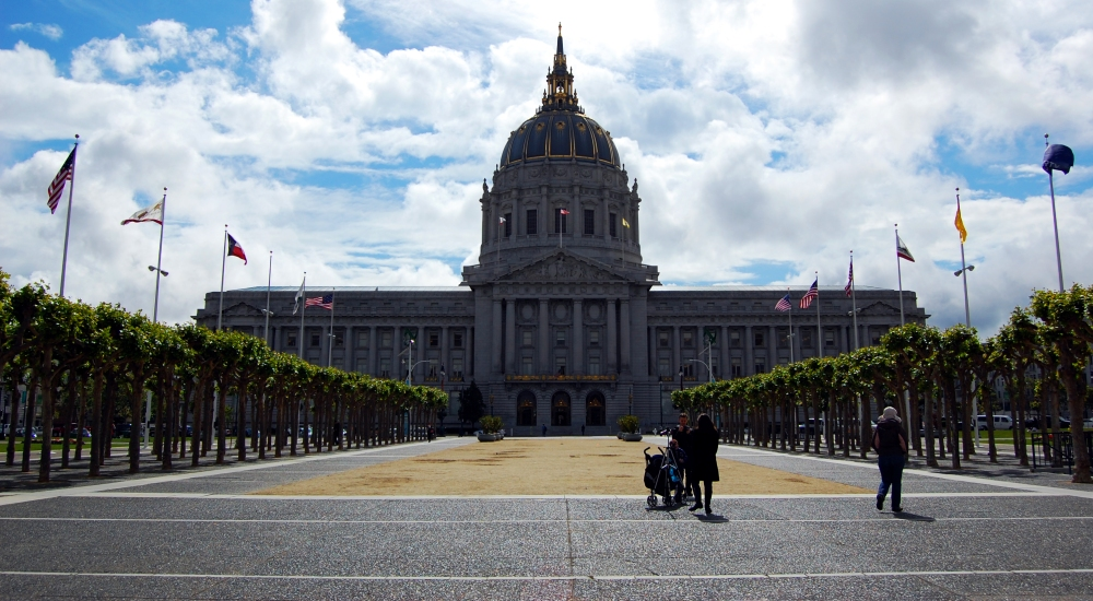 San Francisco Government Building