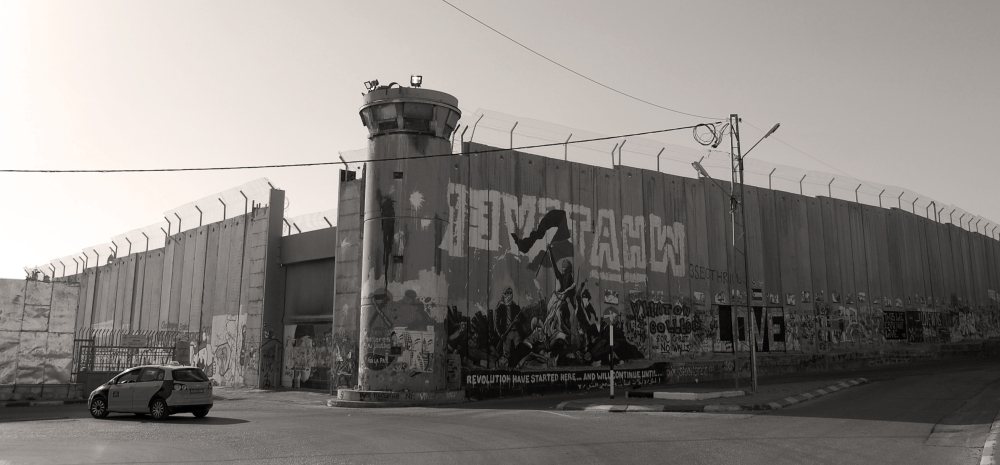 Israel and West Bank Wall