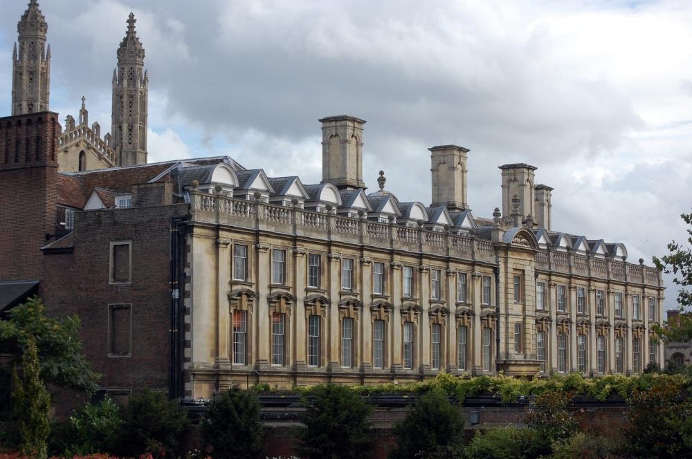 Cambridge Building Facade