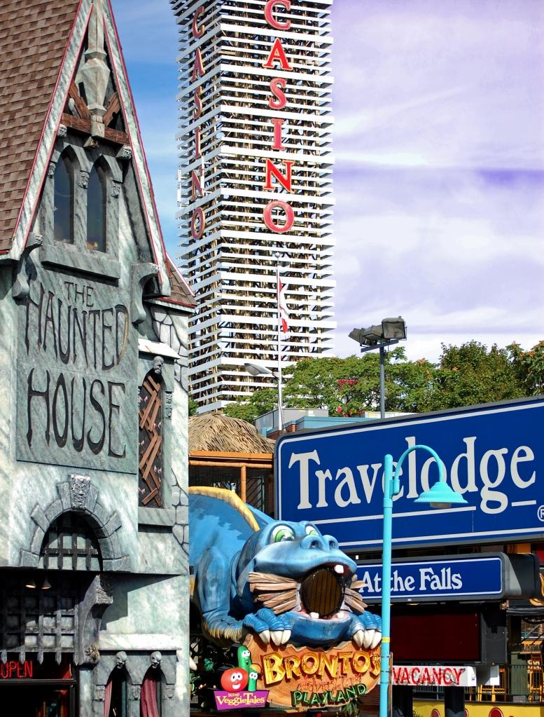Niagara Falls Casino Tourism