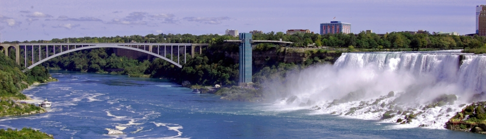 Niagara Falls from Canadian Side