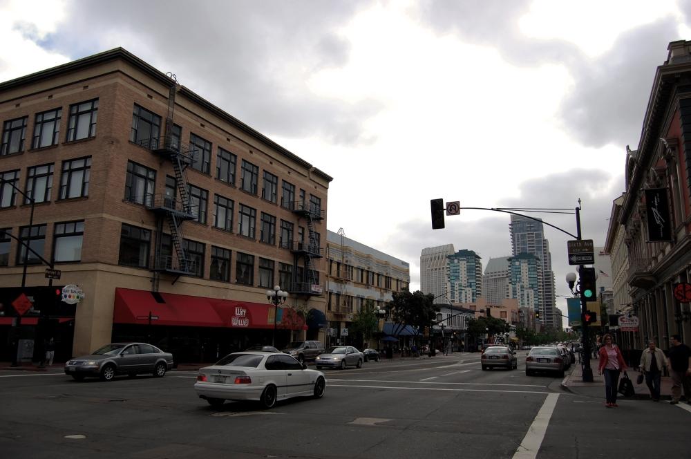 LA Street Scene