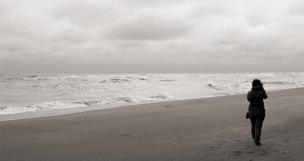 Desolate Lake Erie