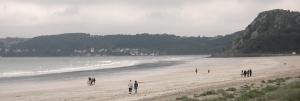 Brittany Coast Beach