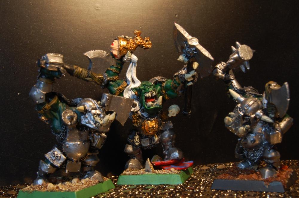 Warhammer Goblin Warlord