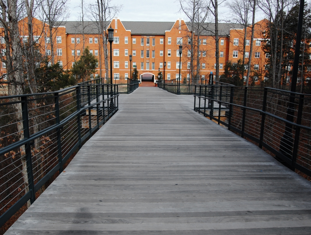 UNCC Campus Bridge