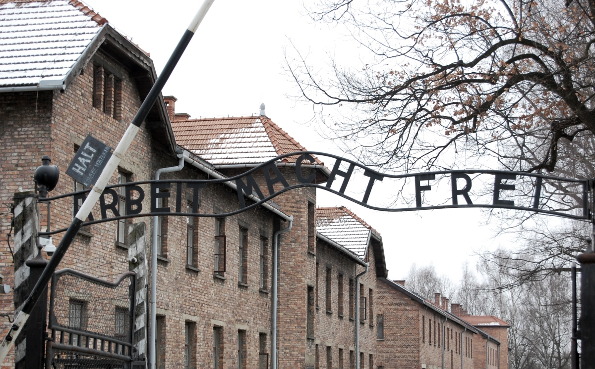 Auschwitz (and Birkenau) with a Million Dead Jews