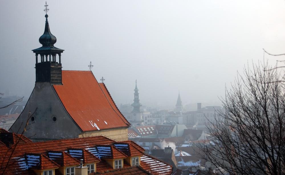 Bratislava Rooftops