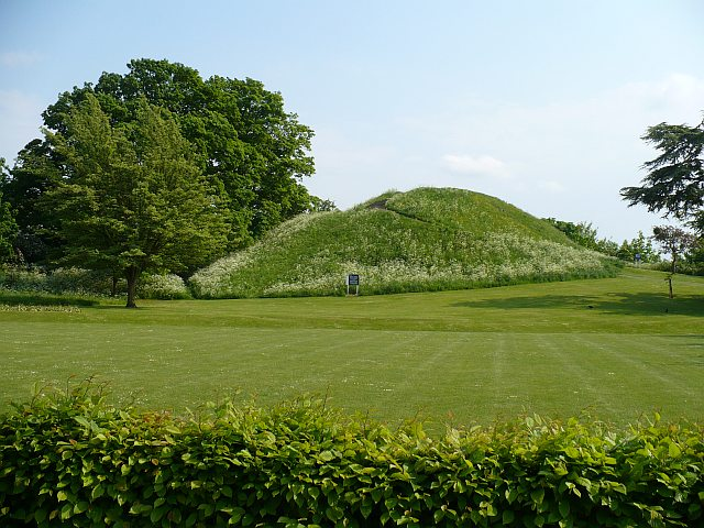 Castle Mound Cambridge