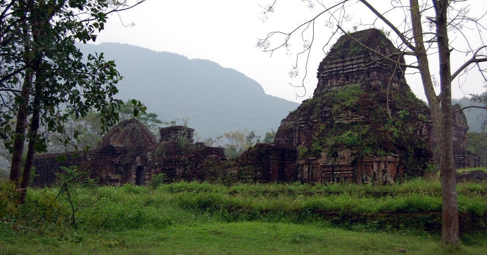 My Son: The Angkor Wat of Vietnam