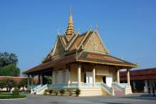 Royal Palace, capital of Cambodia