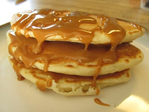 Jungle Breakfast Dulce de Leche