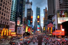 Manhattan Times Square