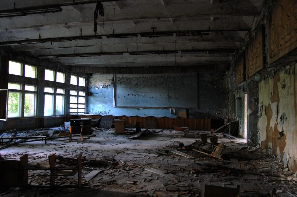 Chernobyl Classroom