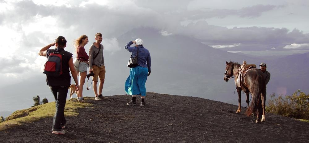 Pacaya Volcano Tour, Guatemala