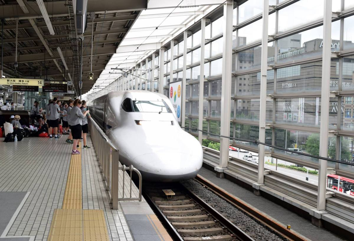 So, Just How Great Are Bullet Trains Anyway? Spoiler: Very.
