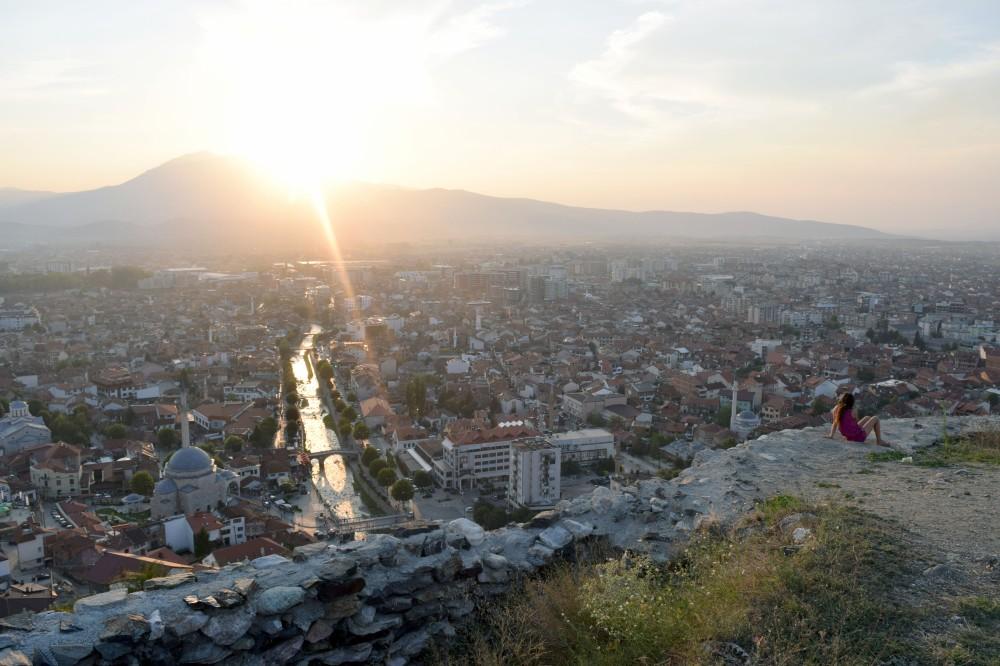 Prizren Fortress 9