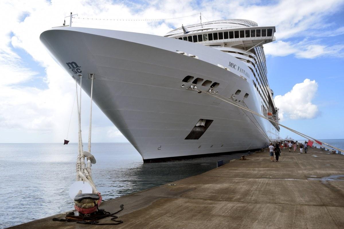 A Christmas Cruise Around the Caribbean