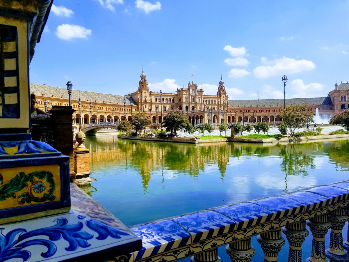 Seville is Really Quite Unfairly Pretty